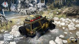 Level Offroad Kalimantan : SPINTIRES MUDRUNNER, 4 photo